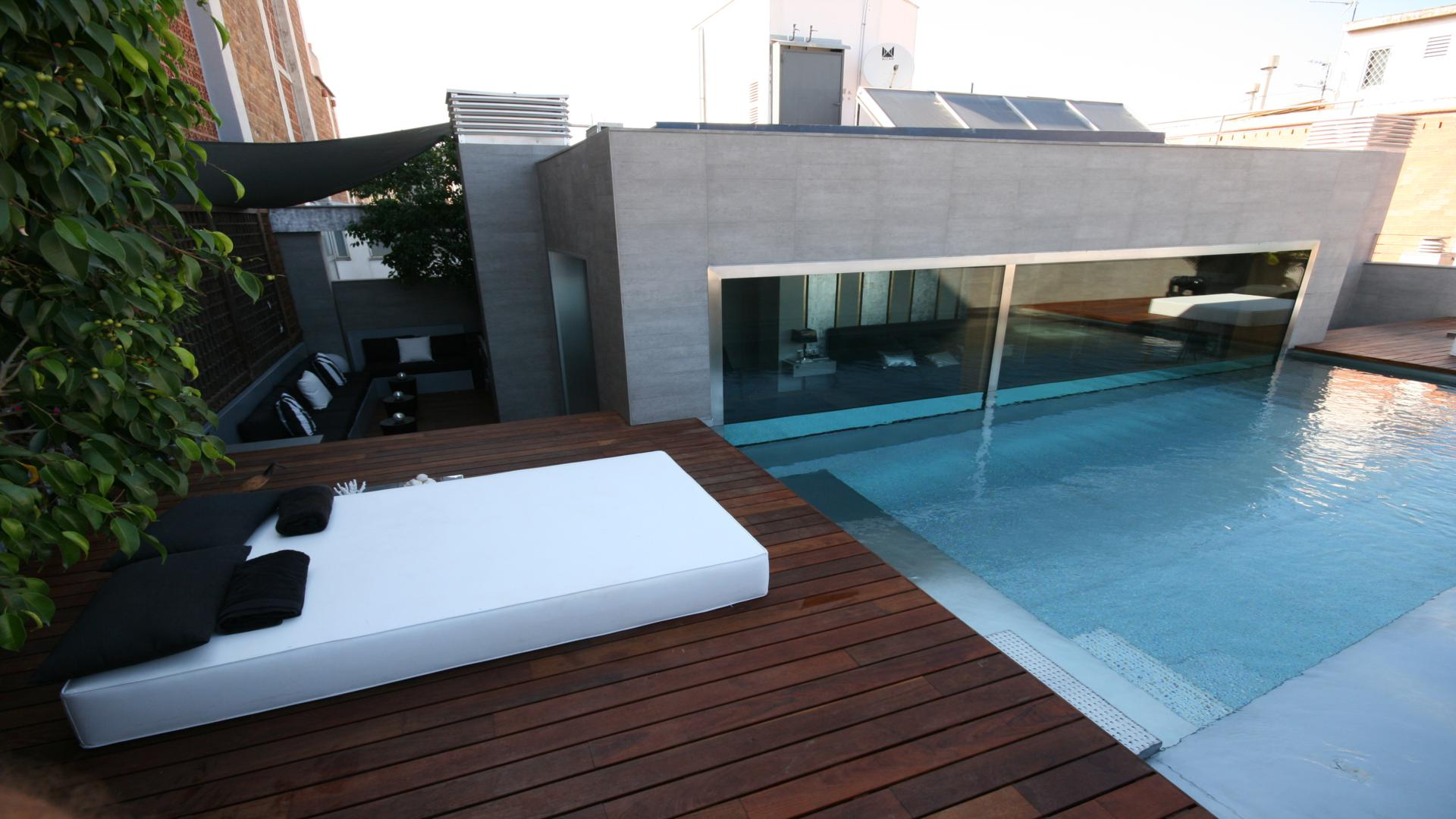 Criterio dise o piscina casa dise o for Piscinas para enterrar precios