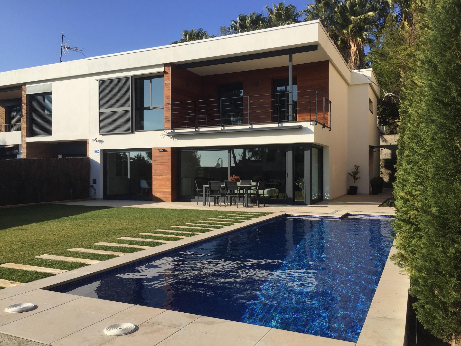 piscinas de diseño | recoder piscines maresme - construcción de